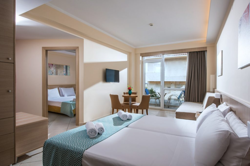 Family room | Lavris Hotels Group